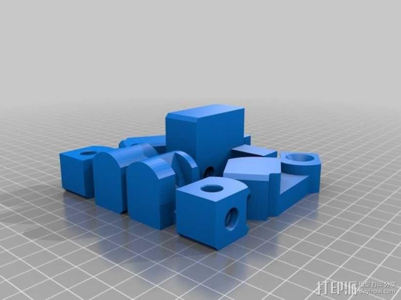 Blockbot V3.1 3D模型  图5
