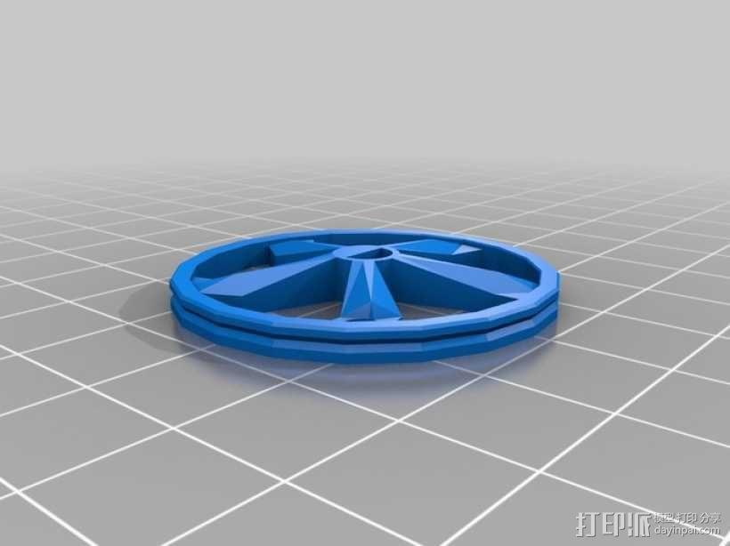 机械手 3D模型  图15