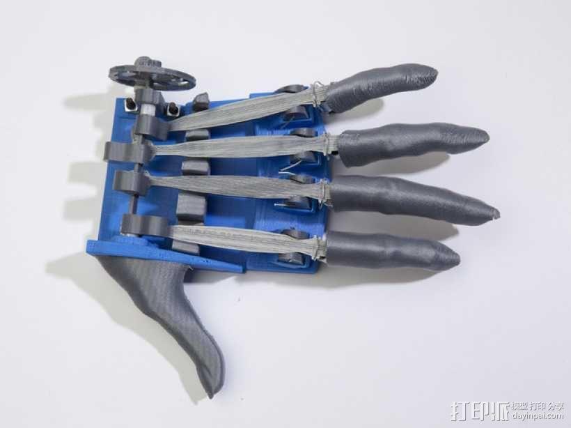 机械手 3D模型  图18