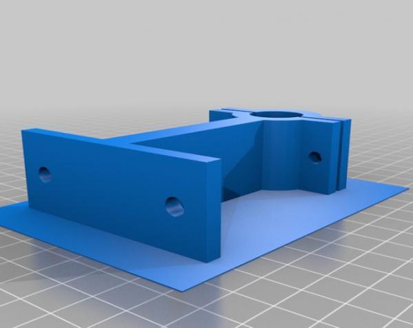 电动滑冰装置 3D模型  图5