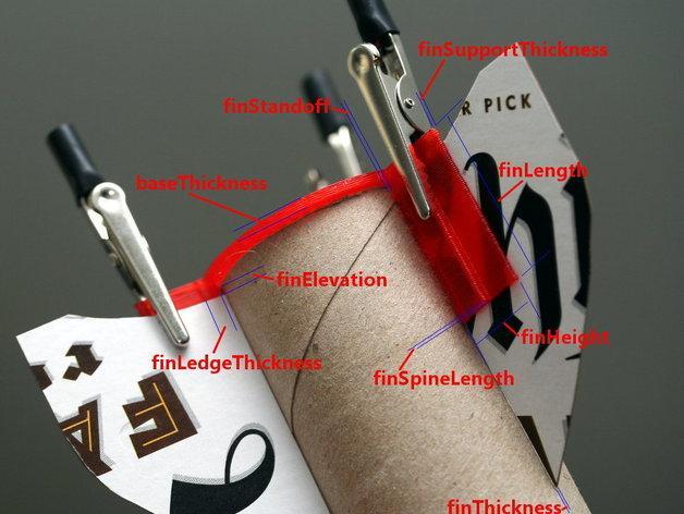 火箭筒夹具 3D模型  图6