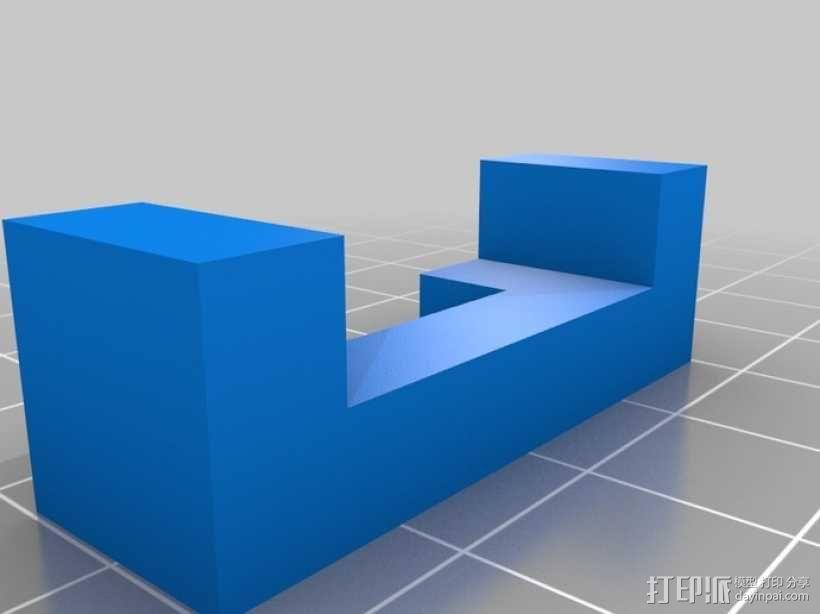 鲁班锁 3D模型  图4