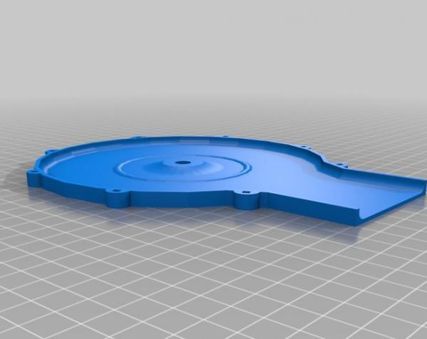 迷你高尔夫球场 3D模型  图11