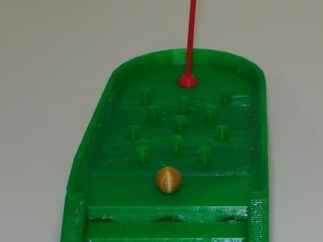 迷你高尔夫球场 3D模型  图14