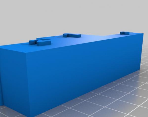 迷你高尔夫球场 3D模型  图43