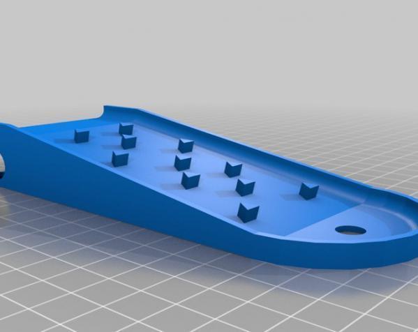 迷你高尔夫球场 3D模型  图45