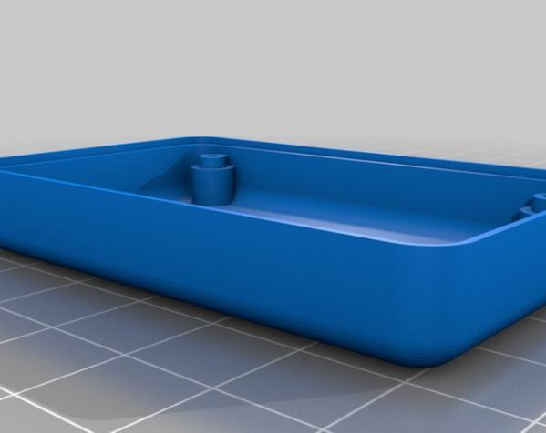数字化骰子 3D模型  图1
