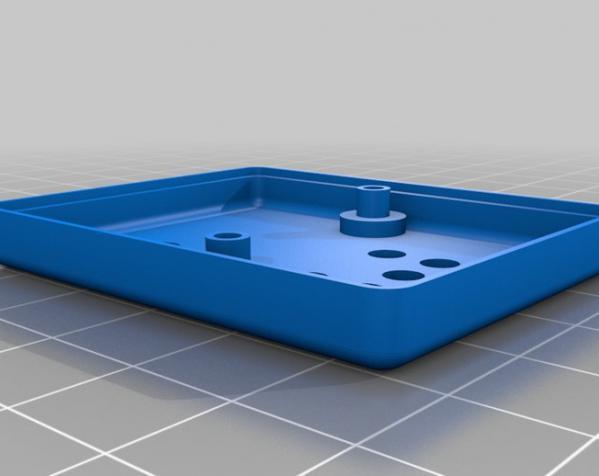 数字化骰子 3D模型  图3