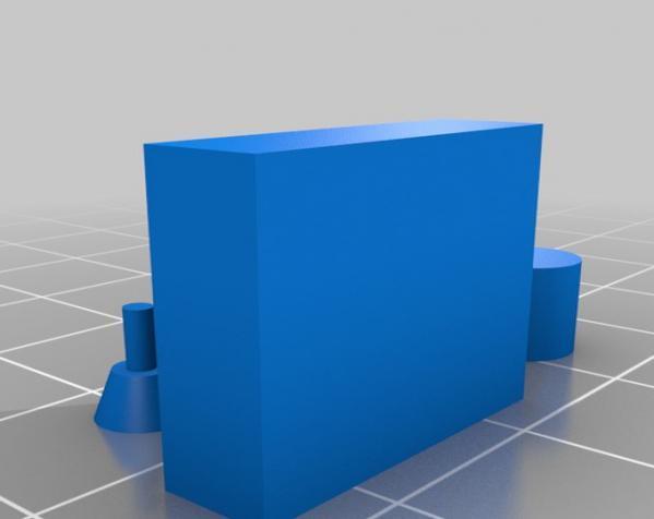 迷你工作台 3D模型  图3