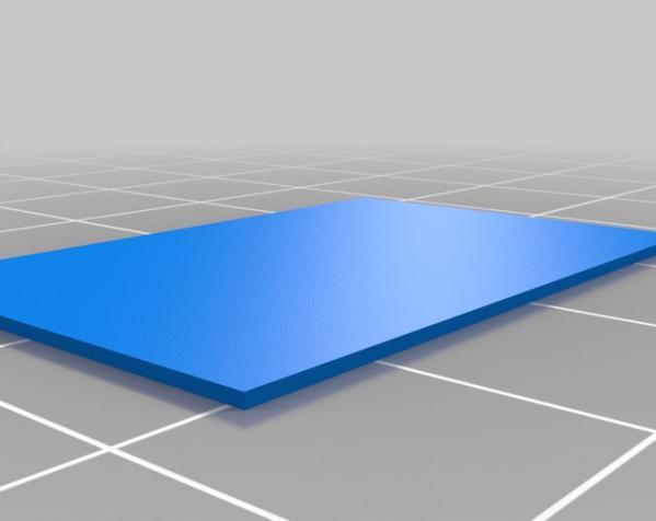 迷你工作台 3D模型  图5