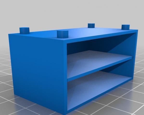 迷你工作台 3D模型  图6