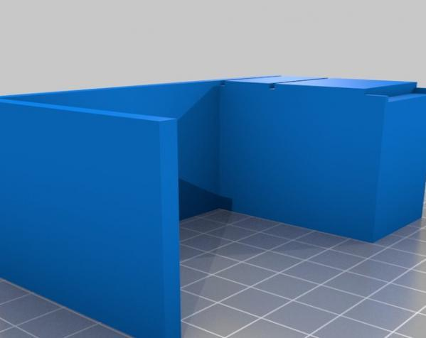 迷你工作台 3D模型  图7