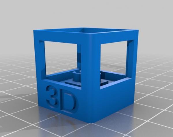迷你工作台 3D模型  图10