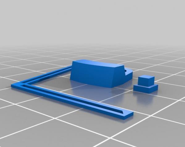 迷你工作台 3D模型  图11