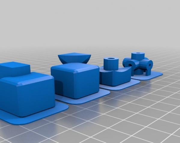 Rubik立方体 3D模型  图6