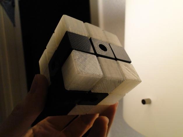 Rubik立方体 3D模型  图8