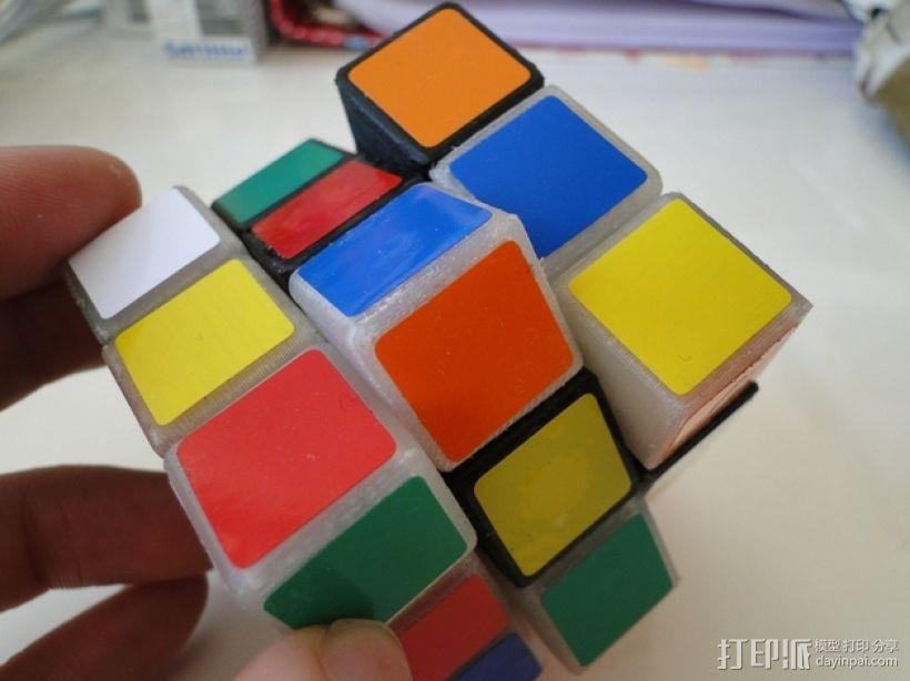 Rubik立方体 3D模型  图13