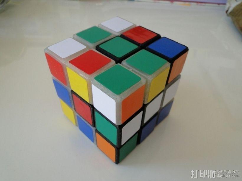 Rubik立方体 3D模型  图10