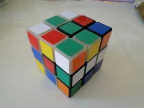 Rubik立方体 3D模型
