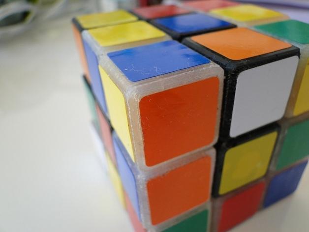 Rubik立方体 3D模型  图12