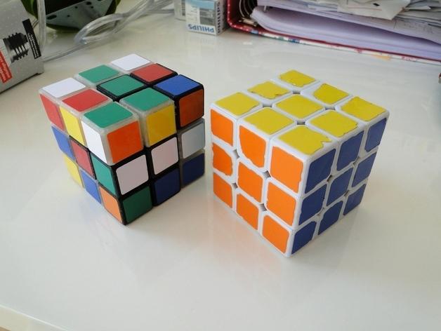 Rubik立方体 3D模型  图11