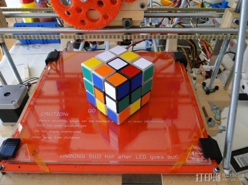 Rubik立方体 3D模型  图15