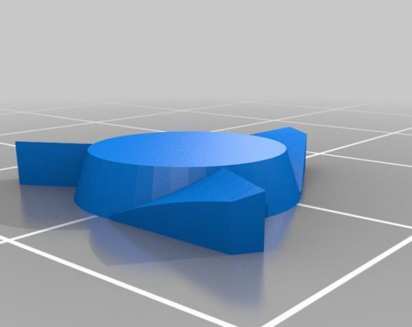 旋转飞行器 3D模型  图6