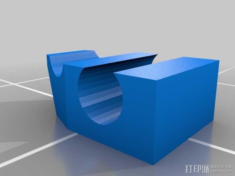 旋转飞行器 3D模型  图8