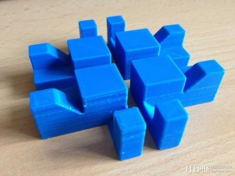魔方 3D模型  图3