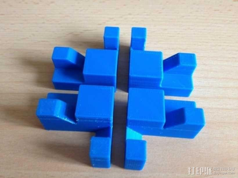 魔方 3D模型  图2