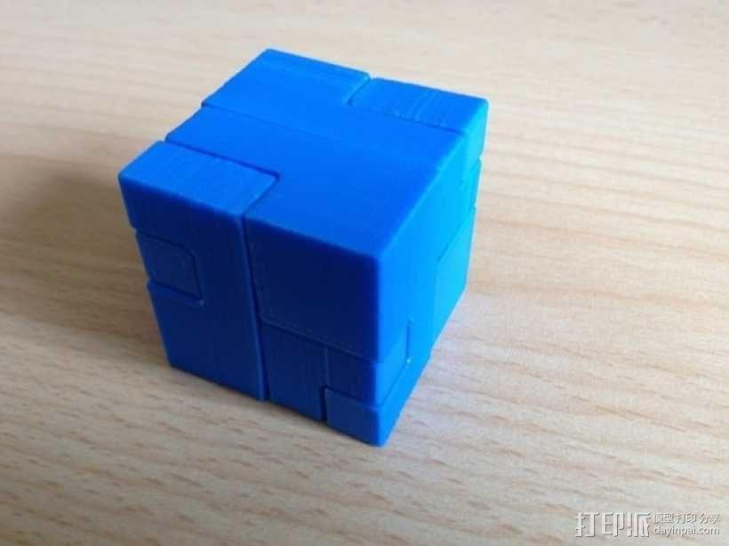 魔方 3D模型  图5