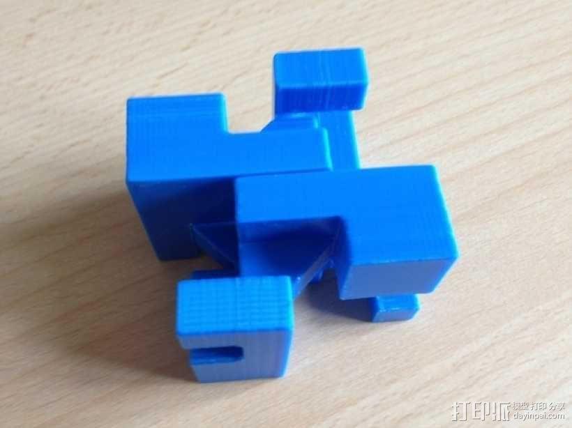 魔方 3D模型  图4