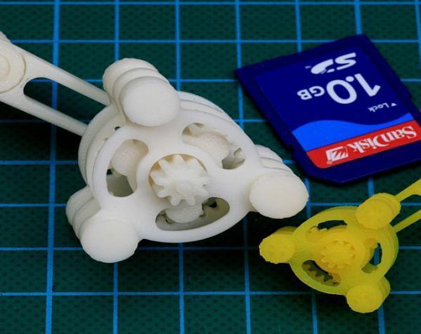 行星齿轮装置 3D模型  图3