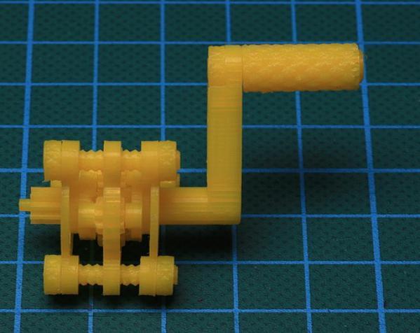 行星齿轮装置 3D模型  图2