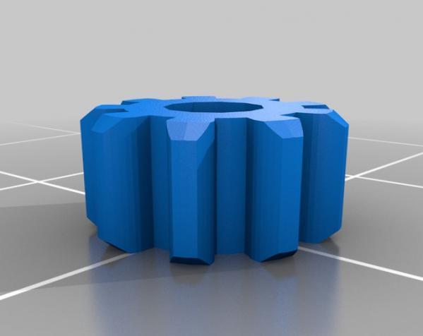 行星齿轮装置 3D模型  图5