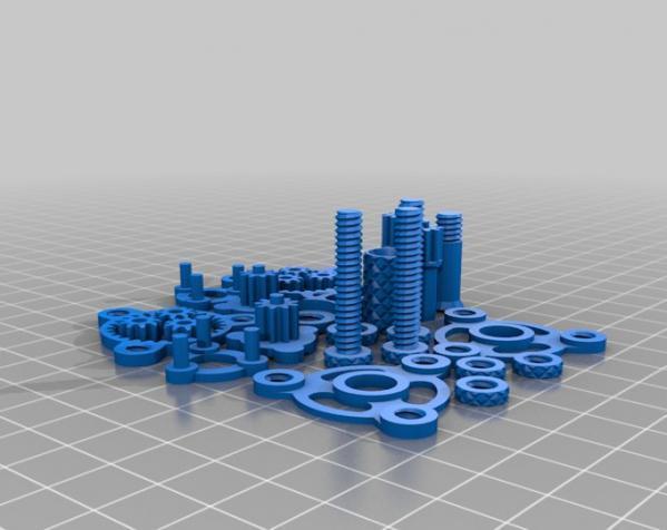行星齿轮装置 3D模型  图9