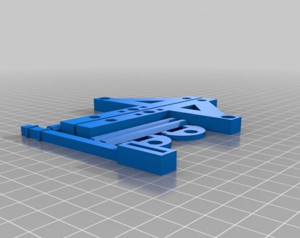 钱币发射器 3D模型  图2