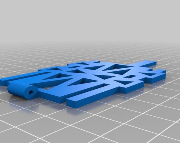 甲板箱 3D模型  图5