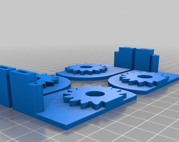 甲板箱 3D模型  图8