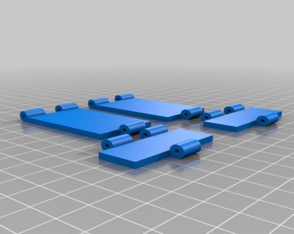 甲板箱 3D模型  图7