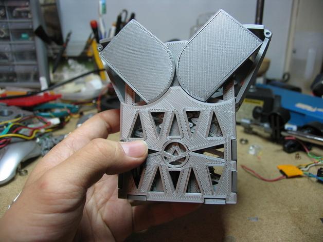 甲板箱 3D模型  图9