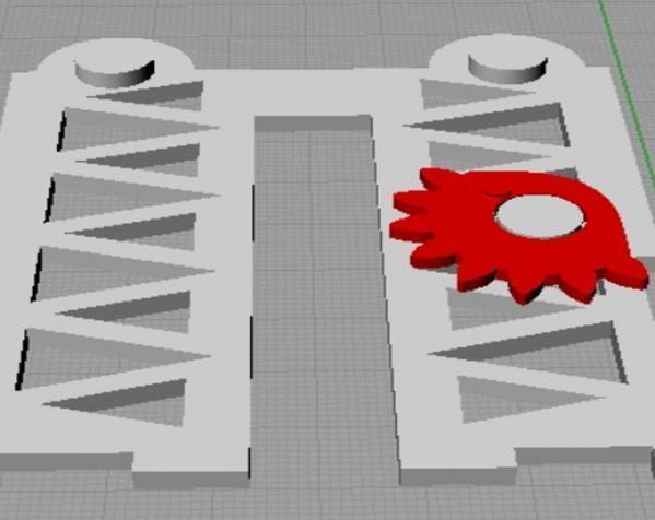 甲板箱 3D模型  图12