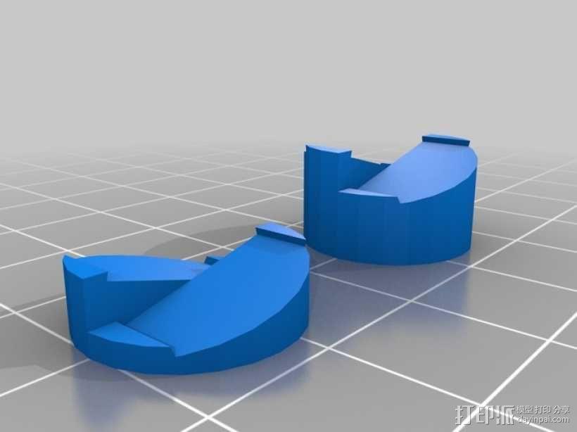 竹蜻蜓 3D模型  图4