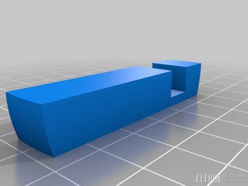 木桶拼图 3D模型  图7