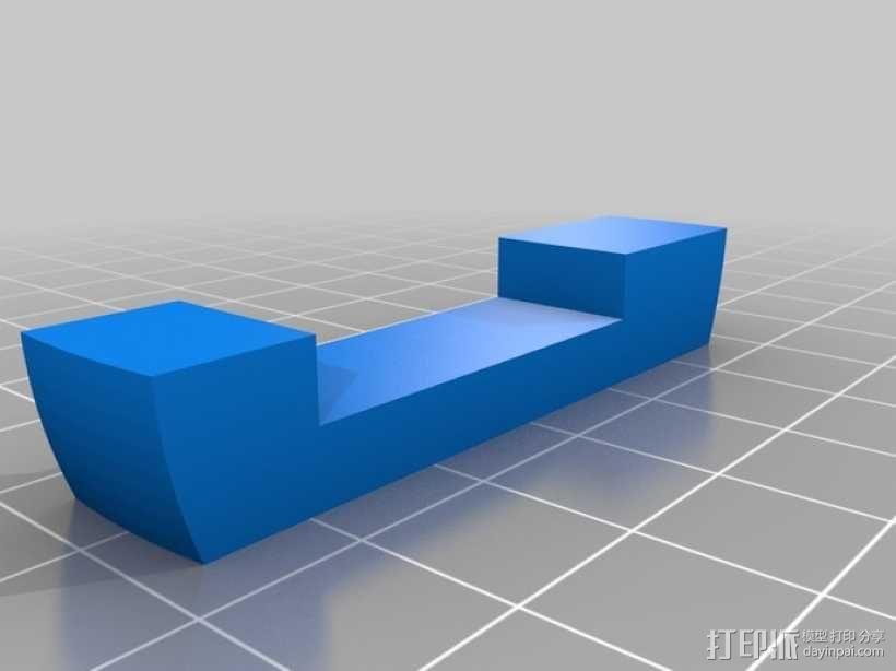 木桶拼图 3D模型  图6