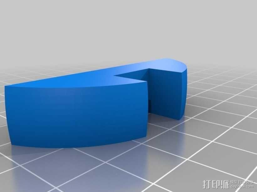 木桶拼图 3D模型  图8