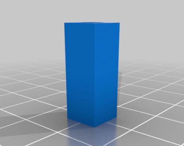 简易连接器 3D模型  图6