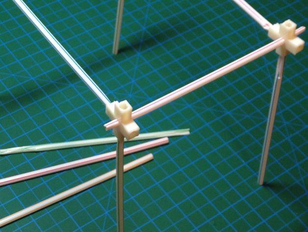 简易连接器 3D模型  图7