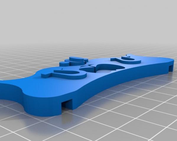 孩之宝小马玩具套件 3D模型  图1