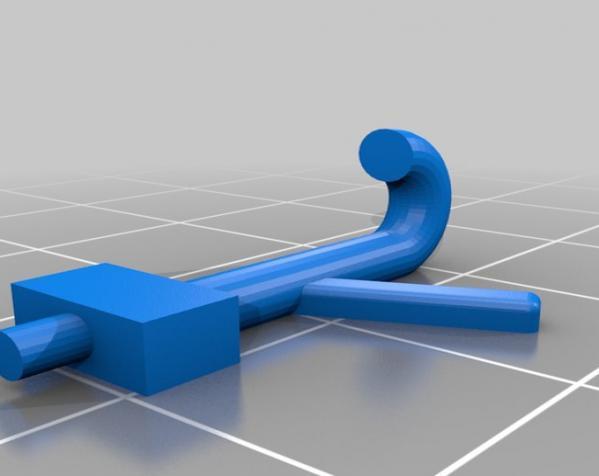 孩之宝小马玩具套件 3D模型  图8